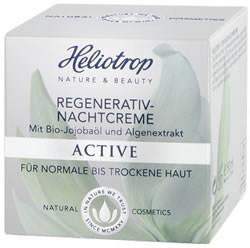 Heliotrop ACTIVE Regenerativ-Nachtcreme 50ml