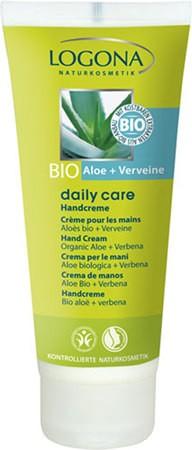 LOGONA DAILY CARE Handcreme mit Bio-Aloe & Verveine 100ml