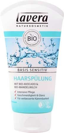 Lavera Feuchtigkeit & Pflege Spülung Basis Sensitiv 200ml