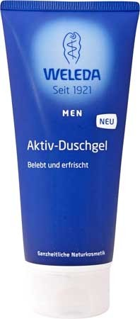 Weleda Aktiv Duschgel Men 200ml