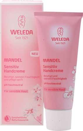 Weleda Handcreme Mandel Sensitiv 50ml
