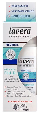 Lavera Gesichtsfluid NEUTRAL 30ml
