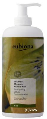 Eubiona Shampoo Volumen Kamille-Kiwi NFF 500ml