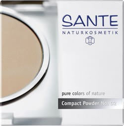 SANTE Compact Powder light sand No. 02 9g