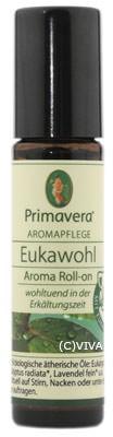 Primavera Aroma Roll-On Eukawohl 10ml