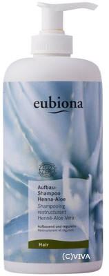 Eubiona Shampoo Aufbaut Henna-Aloe NFF 500ml