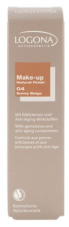 LOGONA Make-Up Natural Finish no. 03 medium beige 30ml
