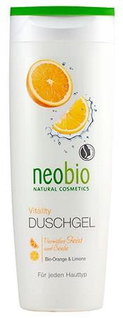 neobio Duschgel Vitality 250ml