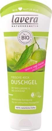 Lavera Body-SPA Duschgel Frische Kick Limone & Verveine 200ml