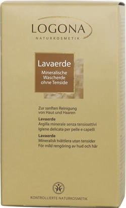LOGONA Lavaerde (Pulver) Großpackung 1kg