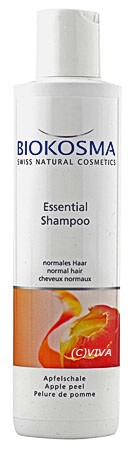 Biokosma Essential Shampoo Apfelschale 200ml