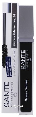 SANTE Mascara Volume No. 01 black 7ml