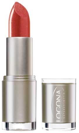 LOGONA Lipstick no. 11 sunny coral, Drehhülse
