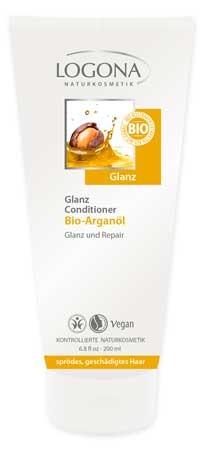 LOGONA Glanz Spülung Bio-Arganöl 200ml