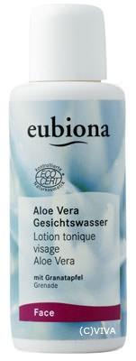 Eubiona Aloe-Vera Gesichtswasser 100ml