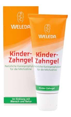 Weleda Kinder-Zahngel Zahnpasta 50ml