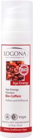 LOGONA Age Energy Haarkur 75ml
