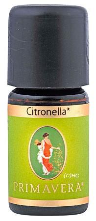 Primavera Citronella Bio 5ml