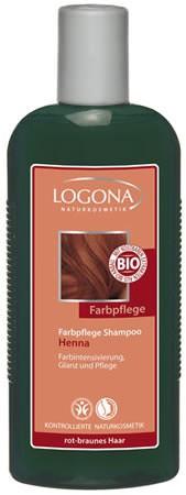 LOGONA Farbreflex Shampoo Rot-Braun Bio-Henna 250ml