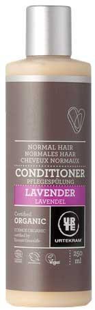 Urtekram Shampoo Purple Lavender (für normales Haar) 250ml