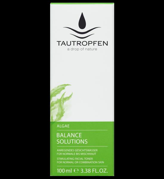 Tautropfen Balance/ Alge Anregendes Gesichtswasser 100ml