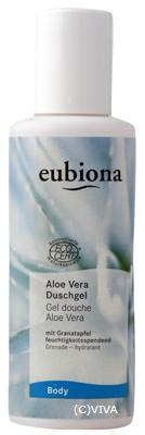 Eubiona Duschgel AloeVera-Granatapfel 200ml