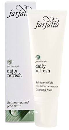 Farfalla Daily Refresh Reinigungsfluid 75ml