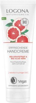LOGONA Erfrischende Handcreme Bio Granatapfel & Bio-Aloe Vera 75ml