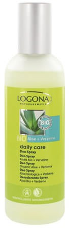 LOGONA DAILY CARE Deo Spray Bio-Aloe & Verveine 100ml
