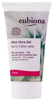 Eubiona Aloe-Vera Gel 50ml