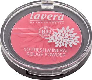 Lavera So Fresh Mineral Rouge Powder Plum Blossom 02 5g