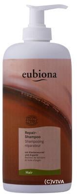 Eubiona Shampoo Repair Klettenwurzel-Argan NFF 500ml