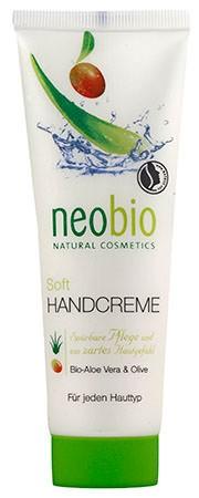 neobio Soft Handcreme 75ml