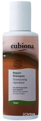 Eubiona Repair-Shampoo Klettenwurzel-Argan 200ml