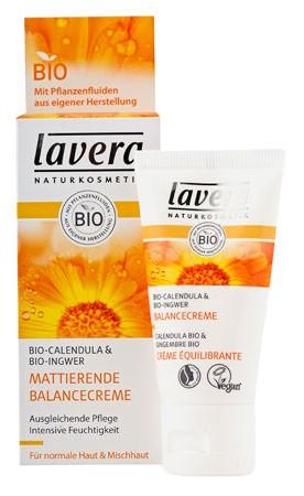 Lavera Mattierende Balancecreme Mischhaut 50ml