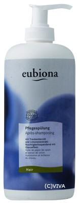 Eubiona Pflegespülung mit Traubenkernöl 500ml
