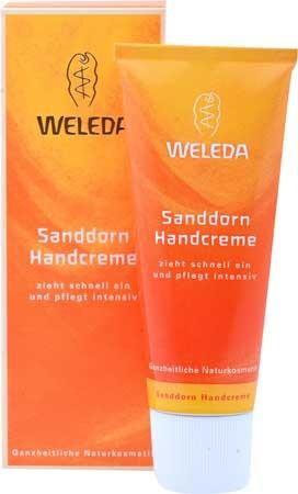Weleda Express Handcreme Sanddorn 50ml