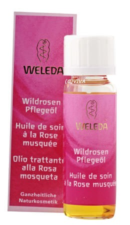 Weleda Wildrosen Pflegeöl 10ml