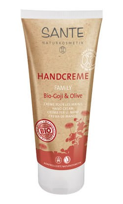 SANTE Family Handcreme Bio-Goji & Olive 100ml
