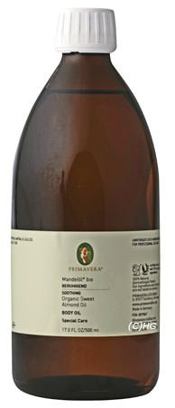 Primavera Mandelöl süß Bio 500ml