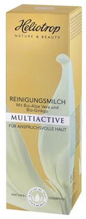 Heliotrop MULTIACTIVE Reinigungsmilch 120ml/A
