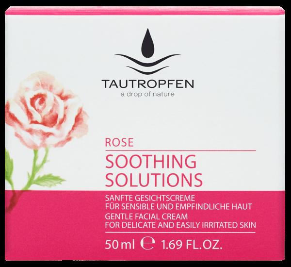 Tautropfen Soothing Rose Sanfte Gesichtscreme 50ml