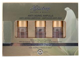 Heliotrop MULTIACTIVE Anti-Aging Ampullen 3x2,5ml