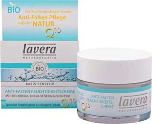 Lavera Reichhaltige Feuchtigkeitscreme Basis Sensitiv 50ml