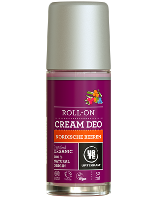 Urtekram Deo Roll on Nordische Beeren 50ml