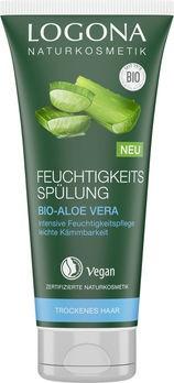 LOGONA Feuchtigkeits Spülung Bio-Aloe Vera 200ml