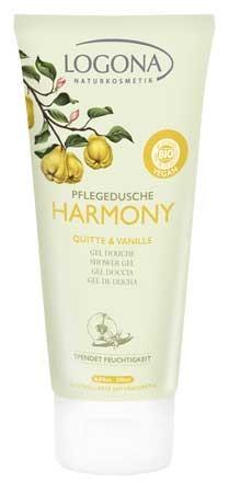 LOGONA Pflegedusche HARMONY Quitte & Vanille 200ml