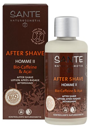 SANTE Homme 2 After Shave Bio-Caffeine & Açai 100ml