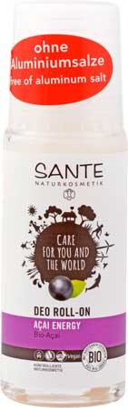 SANTE Deo-Roll on Acai Energy 50ml