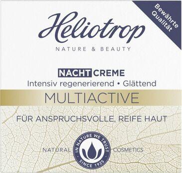 Heliotrop MULTIACTIVE Nachtcreme 50ml